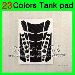 $enCountryForm.capitalKeyWord NZ - 23Colors 3D Carbon Fiber Gas Tank Pad Protector For HONDA CBR400RR NC29 CBR400 RR CBR 400 RR 95 96 97 98 1995 1996 1998 3D Tank Cap Sticker