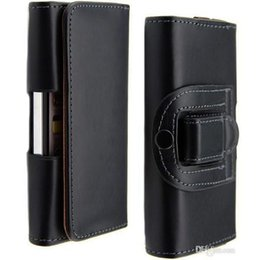 $enCountryForm.capitalKeyWord NZ - Clip Belt Sturdy Holster PU Leather Cover Wallet Pouch Case for iPhone 4 5 6 4.7inch Plus 5.5inch Samsung S5 Note 2 3 4