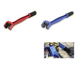 2 шт. Велоспорт мотоцикл велосипед цепи шатуны щетка очистители очистки инструмент очиститель для Honda Kawasaki Suzuki KTM BMW автомобильные аксессуары