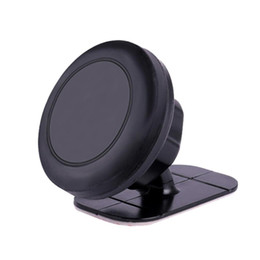 China MagnetIc Car Phone Holder Dashboard Mount Stand Magnet phone Support With adhesive For Universal cell phone suppliers
