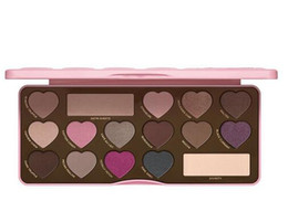 China 2016 Makeup BON BONS Chocolate Bar Eyeshadow Palette 16 Colors Eyeshadow Love Heart how to clamour guide suppliers