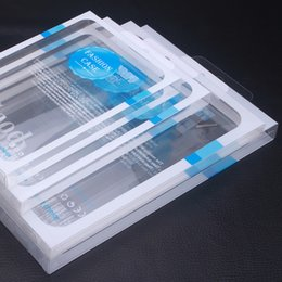 50pcs Wholesale Retail PVC Retail Package Packaging Box For7 8 10 11inch tablet PC Case accessories Packaging Box