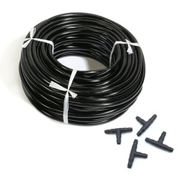 $enCountryForm.capitalKeyWord Canada - 20m Hose Free Shipping Irrigation 4 7 Mm Pipe Used In Garden Lawn Sprinkler Canopy Assembly Handsel 10 Pcs Tee