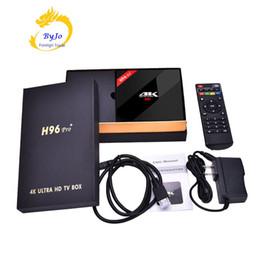 $enCountryForm.capitalKeyWord NZ - Android 7.1 H96 Pro+ 3G DDR3 option 16G 32G Flash 2.4G 5GHz 4K box Wifi Amlogic s912 tv box Octa Core android tv box Iptv 4k ultra smart tv
