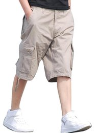 Loose Fit Mens Cargo Shorts Online | Loose Fit Mens Cargo Shorts ...