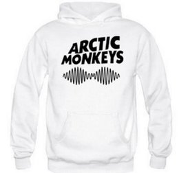 arctic monkeys shirt UK - Mans Arctic Monkeys Logo Printed Hoodie Hooded Shirt Winter Clothing Male Print Boys Top Shirt Hoodies And Sweatshirts Music