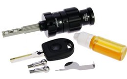 Auto Door Tools NZ - NEW Model Auto Decoder Turbo Decoder HU66v.3 For VAG Gen 2 6 car door opener Lockpick Lock Pick Set Locksmith Tools