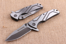 $enCountryForm.capitalKeyWord NZ - Newest Browning Full Steel Tactical Folding Knife 5CR13MOV 56HRC Camping Hunting Survival Pocket Knife Military Utility EDC Hand Tools