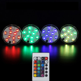 $enCountryForm.capitalKeyWord NZ - Battery operated underwater led lights ip68 pool fish decoration lights rgb remote control led candle vase lights round shaped