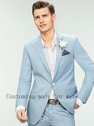 Light Blue Skinny Suit Suppliers | Best Light Blue Skinny Suit ...
