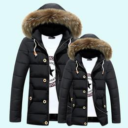 Discount Mens Winter Jackets Casual Cap   2017 Mens Winter Jackets ...