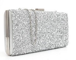 Small Silver Clutch Evening Bag Online | Small Silver Clutch ...