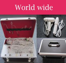 Spray vacuum facial machine online shopping - Pro in1 Multifunction High Frequency Galvanic Facial Brush Vacuum Spray Beauty Machine