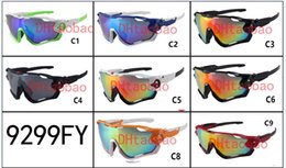 photochromic ski goggles 2019 - summer HOT SALE drive Biking Eyewears Men Cycling Goggles Climbing Men Skiing Outdoor Sports riding Sunglasses 8colors f