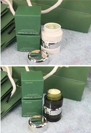Wholesale 2pcs Famous La the eye concentrate the eye balm intense anti aging eye care cream ml sample size free shopping