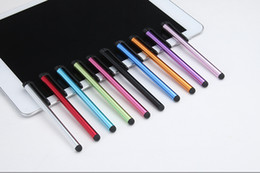 $enCountryForm.capitalKeyWord Canada - 1lot Stylus Pen Capacitive Screen Highly sensitive Touch Pen For Iphone6 6Plus Iphone5 4 SamsungGalaxyS5 S4 Note4 Note3 Free Shipping