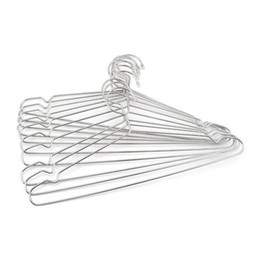 Wholesale lingerie for child resale online - Stainless Steel cm Hangers For Clothes Antiskid Drying Clothes Coat Storage Organizer Rack Adult And Children Hanger ZA3327