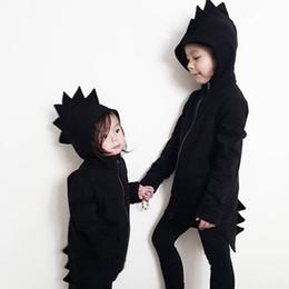 $enCountryForm.capitalKeyWord Canada - New 2017 Baby Boys Outwear Coat Kid Dinosaur Dragon Hoodies Clothes Shirt Boy Girl Coat Jacket Sweatshirts Outwear Baby Clothing