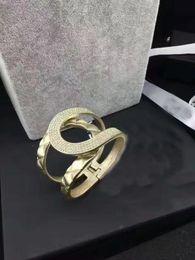 $enCountryForm.capitalKeyWord NZ - Women bracelet Europe and the United States of big shop sign punk metal texture fashion clothing joker free shipping