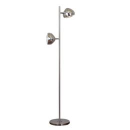 Modern Floor Lamps GU10 X2 Light Vintage Loft Floor Standing Light Desk  Lamp For Living Room