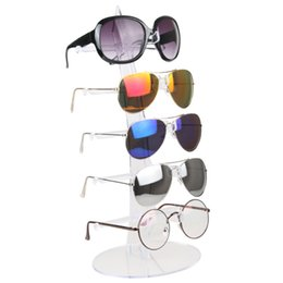 $enCountryForm.capitalKeyWord UK - Fashion 5 Pairs Glasses Stand Shelf Sunglasses Holder Household Decoration Display Men Women's Glasses Frame Showcase
