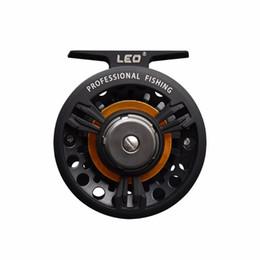 $enCountryForm.capitalKeyWord UK - 2017 Pesca Fishing Wheel FB75 Left Right Interchangeable All Metal Fly Fishing Reel Former Rafting Ice Fishing Wheel Carp