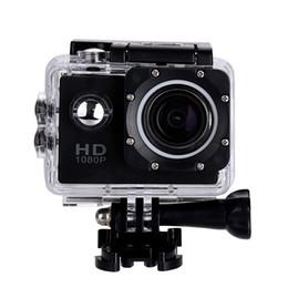 2 Zoll LCD Bildschirm Mini Sport Kamera 1080P Full HD Action Kamera 30M wasserdichte Camcorder Helm Sport DV