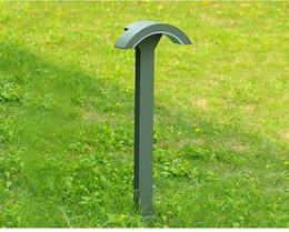 Lawn Lamp post online shopping - Outdoor Waterproof Garden LED Lawn Lamp light Modern Landscape post Park Light lamp outdoor LED rod grassland light