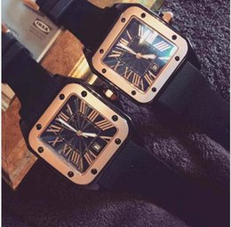 China 2017 Hot Fashion Luxury Watches Top Brand Casual men watch Dress quartz watch Rome Numbers C Wristwatches for Men Women relojes clock suppliers