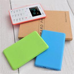 $enCountryForm.capitalKeyWord Canada - Cheapest Small Mini Pocket Card Blue AIEK M5 Cell Phone New Simple Alarm Clock card phone for child