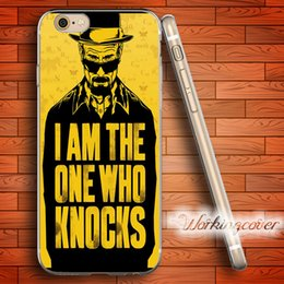 bad apple NZ - Coque Breaking Bad Heisenberg Soft Clear TPU Case for iPhone 7 6 6S Plus 5S SE 5 5C 4S 4 Case Silicone Cover.