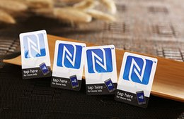 Nfc tags aNdroid online shopping - RFID Ntag203 for the Android smart phone NFC Tags Smart Stickers