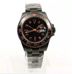 $enCountryForm.capitalKeyWord Australia - Luxury Automatic Mens Watch Stainless steel Men's Wrist Watches Sapphire glass Original button free shipping christmas gift