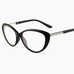 88e85f7c71e New Brand Women Optical Glasses Spectacle Frame Cat Eye Eyeglasses  Anti-fatigue Computer Reading Glasses Eyewear Oculos