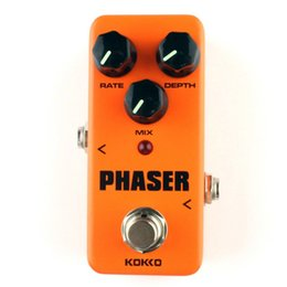 $enCountryForm.capitalKeyWord UK - Flanger FPH2 Mini Pedal Phaser Analog Guitar Phase Effect guitar accessories