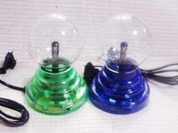 $enCountryForm.capitalKeyWord Canada - USB plasma ball electrostatic plasma USB strange new magic electrostatic ion ball