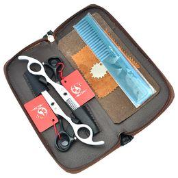 Shears Beauty Salon UK - 6.0Inch Meisha Professional Hairdressing Scissors Kits Barber Cutting Scissors JP440C Hair Thinning Shears for Beauty Salon ,HA0216