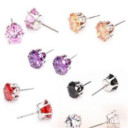 cc037a828840 Pendientes para Mujer Pendientes de Cristal de Piedra Preciosa Pendientes  de Joyería DHL Pendientes de Perlas de Zircón