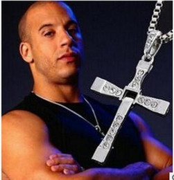Chinese  Toledo fast and the furious 7 men and women love women necklace cross necklace free shipping manufacturers