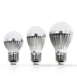 BuBBle Ball BulB lamp online shopping - X100 Cree W W W Led globe Bulb E27 E14 B22 GU10 E26 V LED Bubble ball lamp led light lighting spotlight downlight