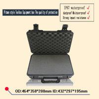 equipment case waterproof Australia - camera case 2360 waterproof safety equipment case tollbox outside dimensions464*358*208 Impact Plastic sealed tool case with Foma