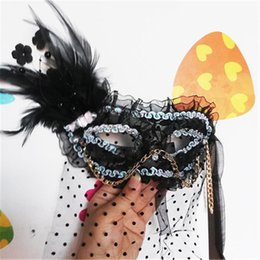 $enCountryForm.capitalKeyWord NZ - Kukucos Venetian Adult Party Masquerade Dress Princess Mask Lace High School Party Mask Womens Cosplay Veil