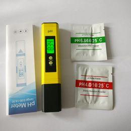 $enCountryForm.capitalKeyWord Canada - automatic calibration 0.01 Digital LCD Pen Monitor Gauge Aquarium Pool Water ph meter Analyzer tester with backlight