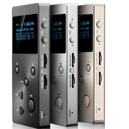 $enCountryForm.capitalKeyWord Canada - Wholesale- 2016 New XDUOO X3 Professional Lossless Hifi Audio MP3 Music Player With HD OLED Screen Support APE FLAC ALAC WAV WMA OGG MP3