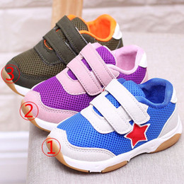 Choose running shoes online shopping - 2017 free dhl high quality color choose spring and winter Elastic wear resisting kid running shoe