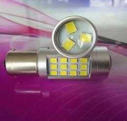 Led Light buLbs 1157 1156 online shopping - Custom car led lights led smd car side tail backup light turn parking clearancelight