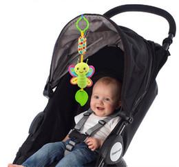 wholesale campana colgante de la venta al por mayor de la mueca del teether del beb