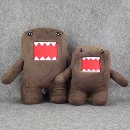 $enCountryForm.capitalKeyWord Canada - 30cm 40cm Cute Domo Plush Toy Children Plush Stuffed Toys Doll High Quality Safty for Baby Use retail