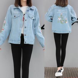 $enCountryForm.capitalKeyWord Canada - 5xl plus big size jackets women spring autumn winter 2017 feminina fashion thin new embroidered denim short coats female