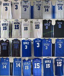 072b216781e4 ... Elite Jersey Duke Blue Devils 5 Tyus Jones Basketball Jerseys College  Men 12 Justise Winslow 2 Quinn Cook 2 Authentic Black Youth Nike ...
